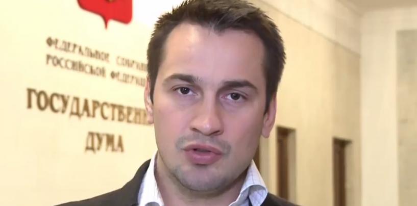 «Как-никак депутат!..» — Дмитрий Носов о скандале с Ильёй Пономарёвым