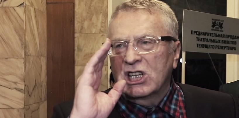 Всё отберут, а в случае войны арестуют всех! — Жириновский об амнистии капитала