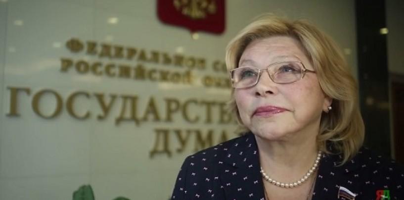 Россия окружена недоброжелателями и завистниками, — Елена Драпеко