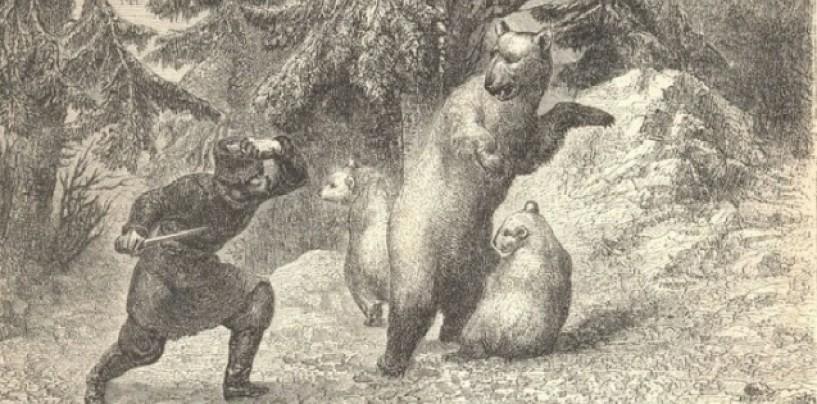 Медведи на улицах, гиганский осётр, набожность, — Россия глазами иностранных туристов 19 века