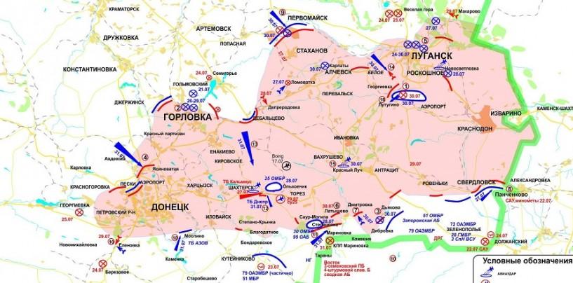 Будущее Новороссии: С Украиной, с Россией или сама по себе?