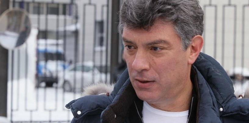 Немцов должен стать флагом, мучеником, считает Александр Левшин