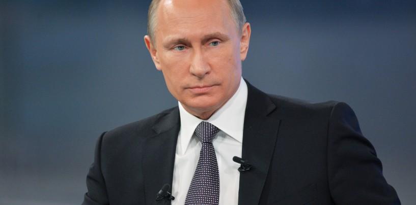 Путин — Россия достигла пика кризиса