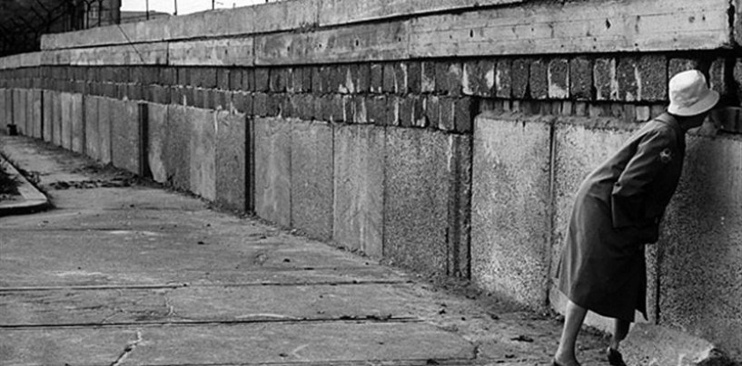Миграция. Великая Берлинская стена.