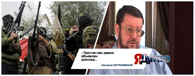 Террористы не дремлют — заложники в отеле Radisson.