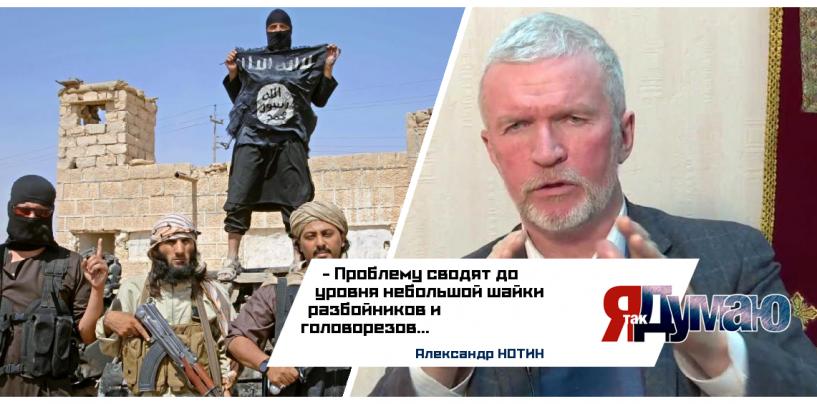 Недооцененный ИГИЛ. Исламское государство страшнее чем говорят, считает Александр Нотин