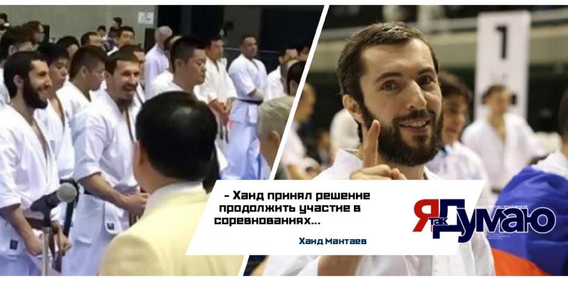 Хаид Мантаев — в преддверии новых побед