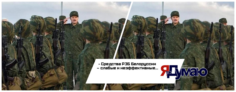 Средства РЭБ Белоруссии – слабые и неэффективные