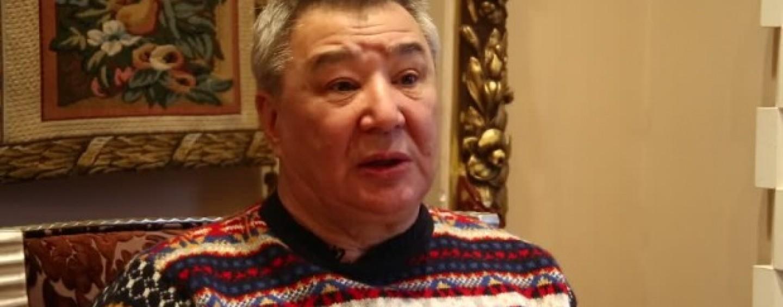 Алимжан Тохтахунов с оптимизмом смотрит в будущее России