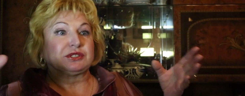 Упырь Порошенко должен подумать о своих детях, считает Галина Коньшина
