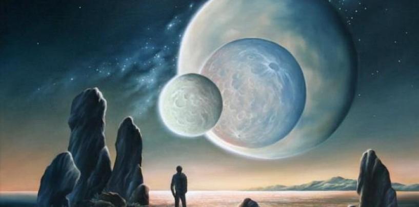 10 удивительных фактов о Луне