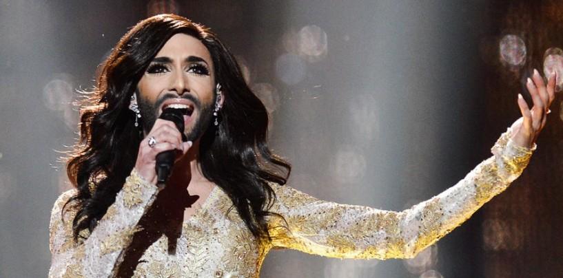 Самые яркие фрики в истории Евровидения