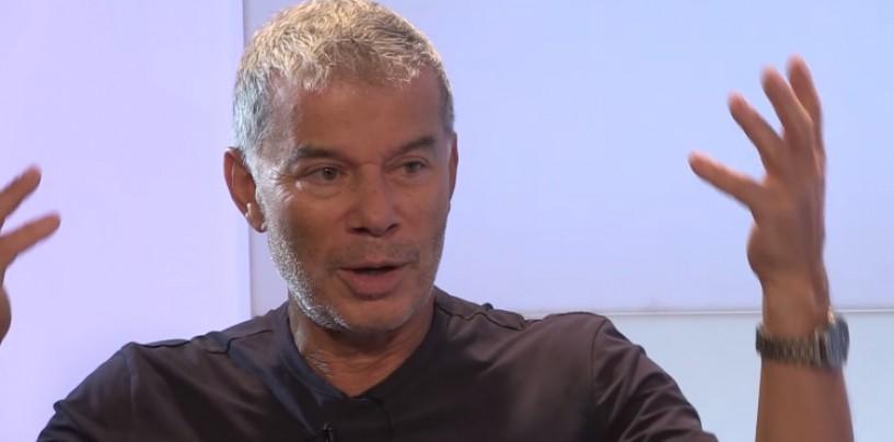 Олег Газманов: не только певец, но капитан 3-го ранга и мастер спорта