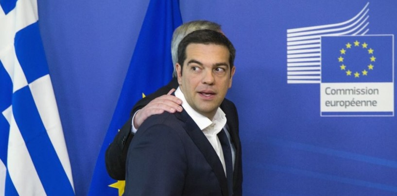Иуда Ципрас ведет к власти нацистов, — Максим Шевченко