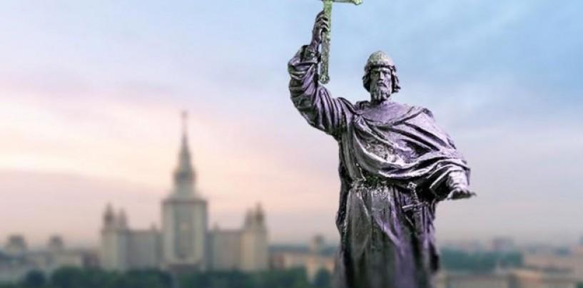 Создатель «Князя Владимира» уверен, что Москве нужен ещё один Владимир
