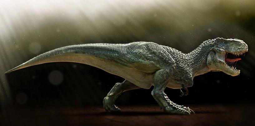 Динозавров убила гравитация — сенсационное открытие российских ученых