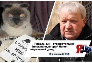 Кот Барсик собирается создать свою демократическую партию — Мне не по пути с Навальным!