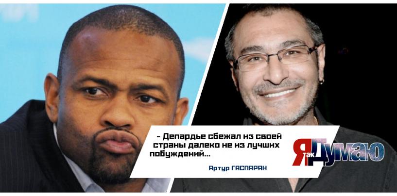 Рой Джонс сбежал из Америки в Россию из-за долгов. По стопам Депардье?