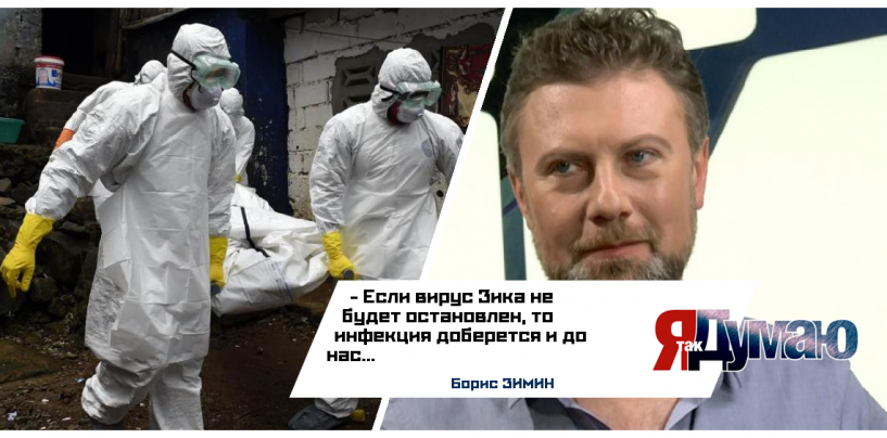 Насколько опасен вирус Зика для россиян? Мнение известного врача Бориса Зимина