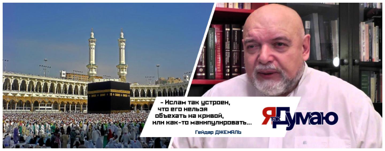 Последние  интервью Гейдара Джемаля: об Исламе