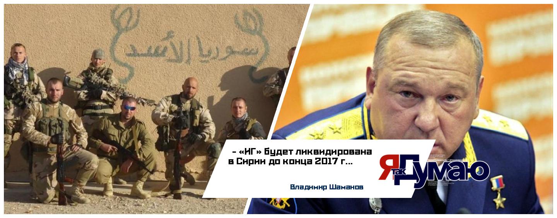 В Госдуме назвали срок, за который САА и российские добровольцы полностью освободят Сирию