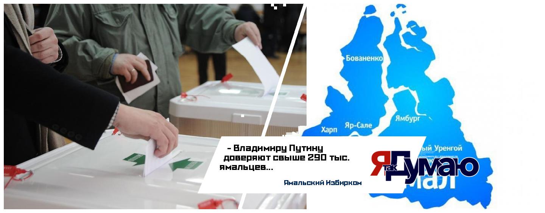 Ямальцы показали высокую гражданскую активность во время выборов