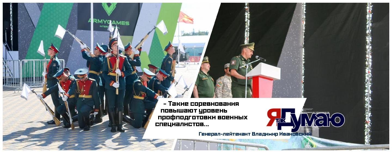 В Международных армейских состязаниях приму участие 32 страны
