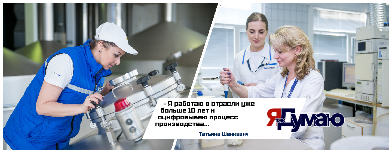 В составе сотрудников компании «Балтики» 31% занимают женщины