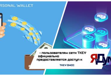 Компания TKEY DMCC анонсировала локальный кошелек для Tkeycoin